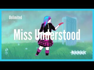 Just Dance 2021 (Unlimited) - Miss Understood