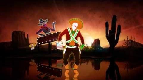 Just Dance 2 - Viva Las Vegas by Elvis Presley