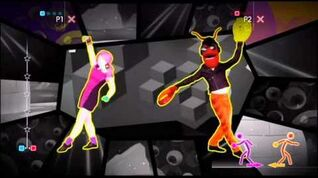 -Just Dance 4- Rock Lobster - The B-52's