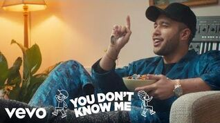 Jax Jones - You Don't Know Me ft