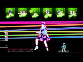 Just Dance 2015 - Ariana Grande Problem - 5 star