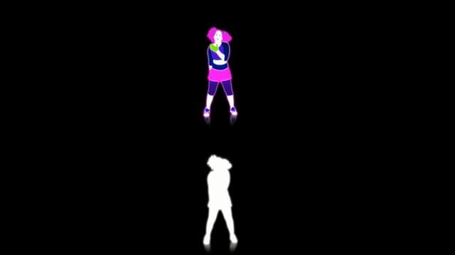 Just Dance 3 - Baby One More Time (Mashup)