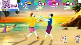 Just dance now - Aventura - Obsesion