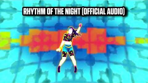 Rhythm Of The Night (Official Audio) - Just Dance Music