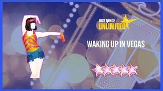 Just Dance 2019 (Unlimited) Waking Up In Vegas