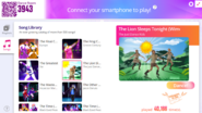 KIDSTheLionSleepsTonight jdnow menu computer 2020