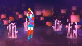 -Just Dance 4-SomeCatchinUpToDo - Sammy - © Ubisoft