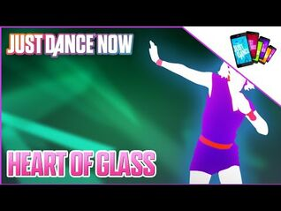 Just Dance Now - Heart of Glass (No audio because of Copyright) 5 stars Megastar