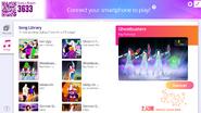Ghostbusters jdnow menu computer 2020