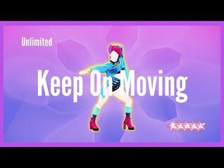 Keep on Moving - Just Dance 2021