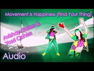Movement Is Happiness - Avishay Goren & Yossi Cohen (Audio)