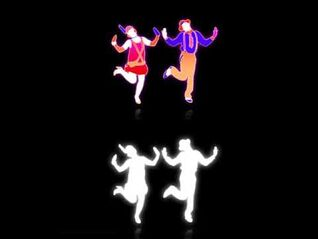 Mugsy Baloney (Full Extraction + Mask) - Just Dance 2 (Remastered)