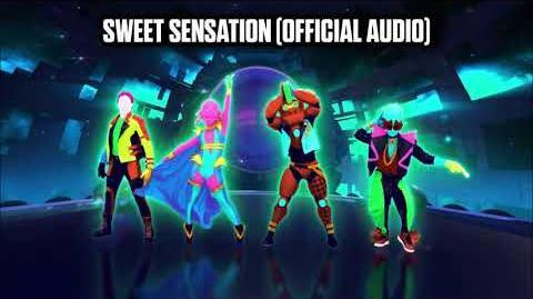 Sweet Sensation (Official Audio) - Just Dance Music