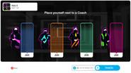 KickIt 2021 coach screen camera
