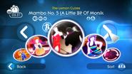 Mambo5 jdsp menu