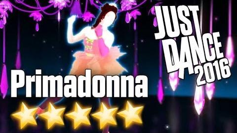 Primadonna - Just Dance 2016