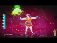 Big Girl (You Are Beautiful), 5 STARS, Gameplay - Just Dance 2 Unlimited WiiU