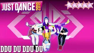 DDU-DU DDU-DU - Just Dance 2019