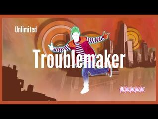 Just Dance 2020 (Unlimited) - Troublemaker