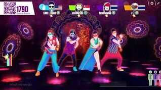 Just Dance Now Lean On (5 stars)