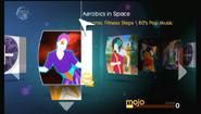Aerobic jd4 menu wii