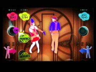 Charleston - Mugsy Baloney (Just Dance 2)