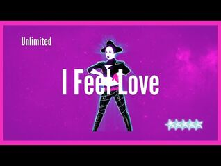 Just Dance 2020 (Unlimited) - I Feel Love