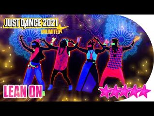 Just Dance 2021 (Unlimited)- Lean On - 5 stars