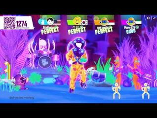 Just Dance Now- Cake By The Ocean(5 stars)