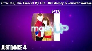 (I've Had) The Time Of My Life - Mashup Just Dance 4