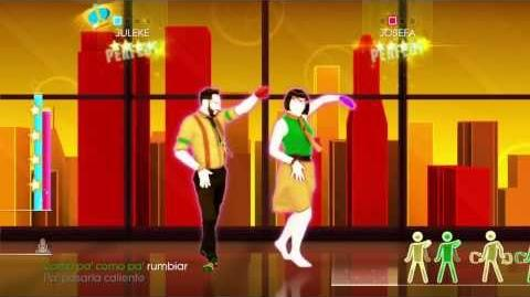 Just Dance 2014 Wii U Gameplay - Daddy Yankee Limbo