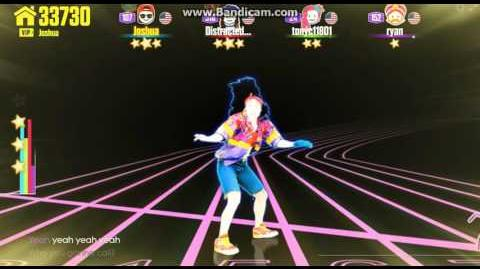Just Dance Now - Ghostbusters (SWEAT) - 5 Stars First Try (WITH CHALLENGERS)