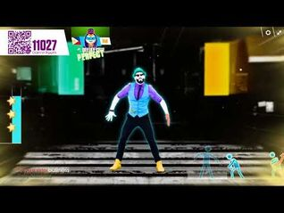 Risky business -just dance now-
