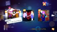Thefinalcountdown jdwu menu