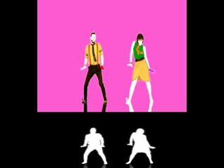 Just Dance 2014 Extract - Limbo