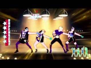 Another One Bites The Dust - Just Dance 2018 (Megastar-*5)