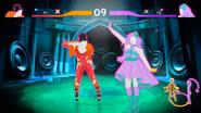 BassVsLoveSongDUEL jd4 gameplay 2