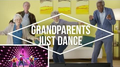 Grandparents Just Dance - Let's Groove by Equinox Stars