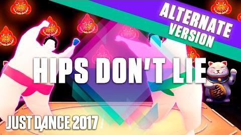 Hips Don't Lie (Sumo Version) - Gameplay Teaser (US)