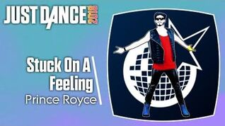 Just Dance 2018 (Unlimited) Stuck On A Feeling