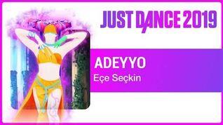 Just Dance 2019 Adeyyo