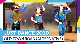 Old Town Road (Remix) (Line Dance Version) - Gameplay Teaser (UK)