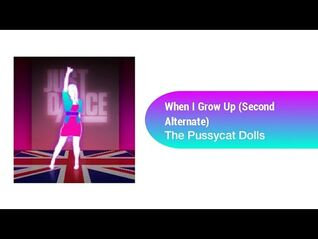 When I Grow Up (Second Alternate) by The Pussycat Dolls