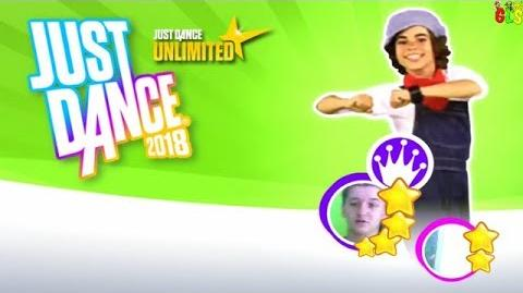 I've Been Working on The Railroad (Kids Mode) - Just Dance 2018