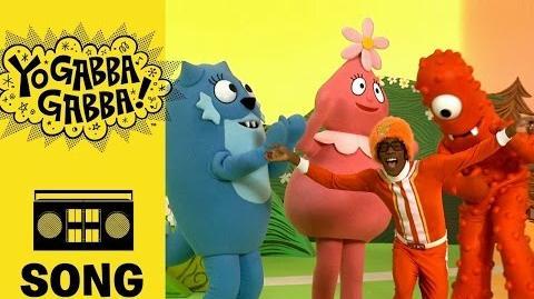 I Like To Dance - Yo Gabba Gabba!