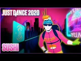 JUST DANCE 2020 - (sushi)