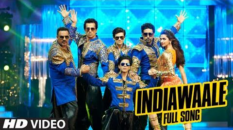 OFFICIAL 'India Waale' FULL VIDEO Song Happy New Year Shah Rukh Khan, Deepika Padukone