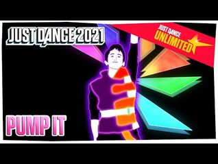 Pump It - Just Dance Unlimited Gameplay Teaser (US)