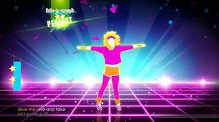 Just Dance 2017 (Fame - The Girly Team)