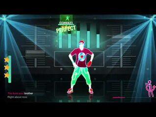 Just Dance 2020- Fatboy Slim - Rockafeller Skank (MEGASTAR)